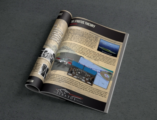 Stratus Project Promotional Brochure