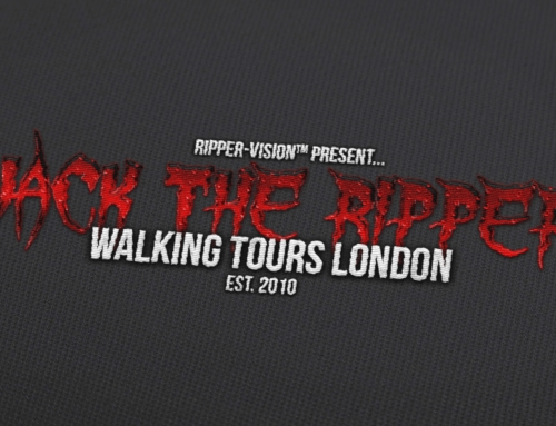 Jack the Ripper Walk Logo