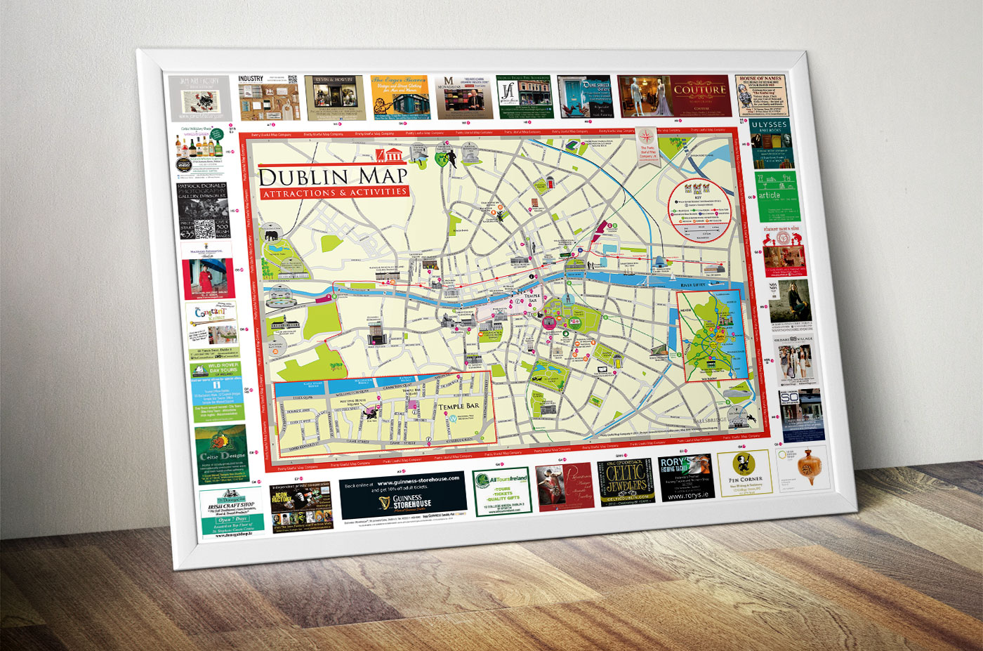 Dublin Attractions Tourism Map   Web Design   Graphic Design ... on denver attractions map, los angeles california attractions map, italy attractions map, ireland sightseeing map, istanbul turkey attractions map, gloucester ma attractions map, orlando area attractions map, montreal canada attractions map, kilkenny ireland map, cancun mexico attractions map, ireland location in world map, rick steves ireland map, dublin walking tour map, cozumel mexico attractions map, dublin city map pdf, dublin tourist map printable, scotland attractions map, dublin street map, kentucky attractions map, valletta malta attractions map,