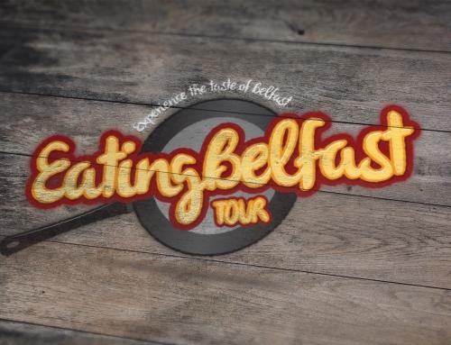 Eating Belfast Tour Branding